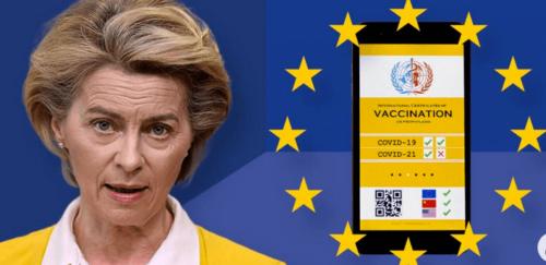 EU Vaccine Pass Covid-21
