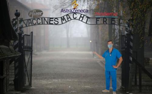 Vaccines Macht Frei